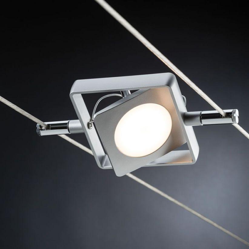 Spots LED sur câbles MacLED