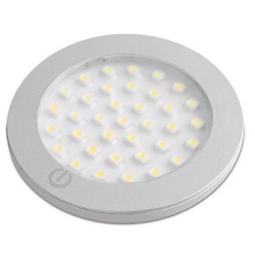 Kit 3 ou 5 spots LED extra plat eclairage tactile