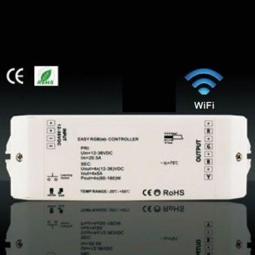 Contrôleur WI-FI pour LED RVB