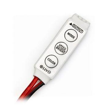 Contrôleur manuel pour LED RVB
