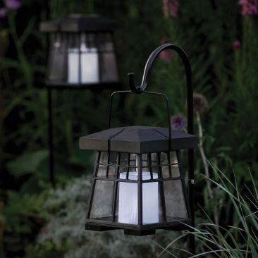 Lanterne LED solaire