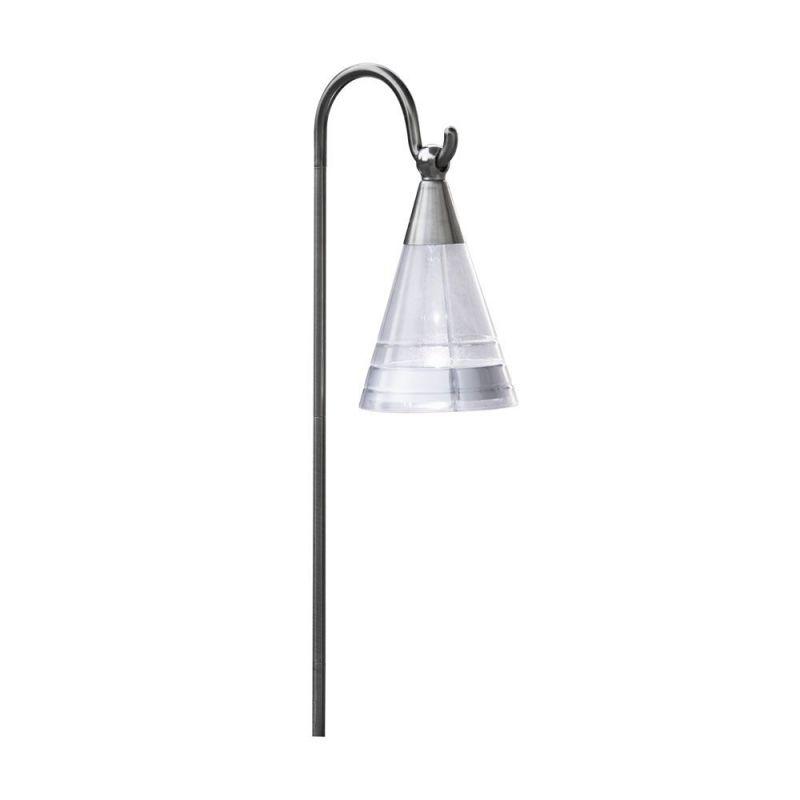 lanterne cone led solaire lux et d co. Black Bedroom Furniture Sets. Home Design Ideas