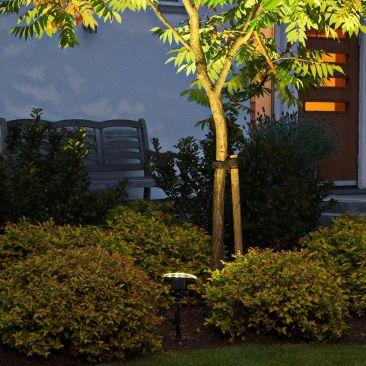 Spot LED à planter pour extérieur