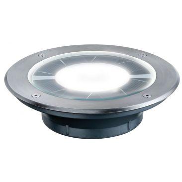 Spot LED solaire a encastrer 10 Lumens
