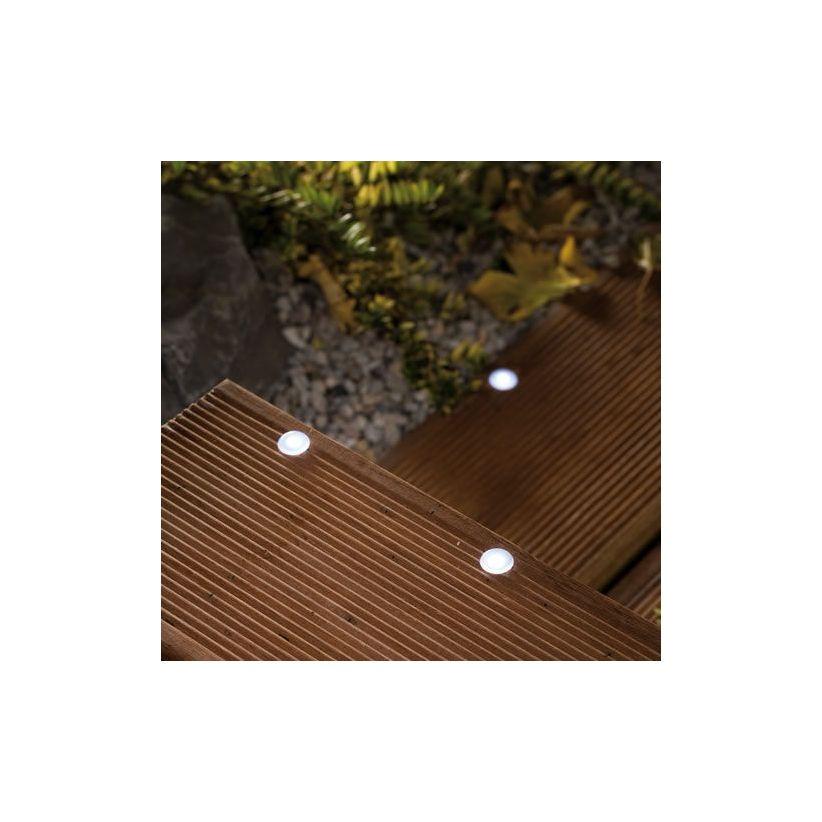 Mini Spot Led X 5 Pour Terrasse Pack D Extension Lux Et Deco