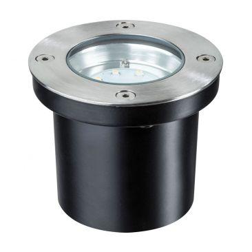 Pack 3 spots LED ronds a encastrer pour exterieur