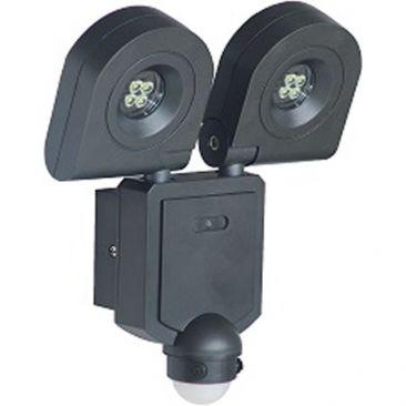 Projecteur LED design avec détecteur