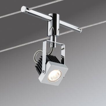 Spot LED sur câbles Mezzo