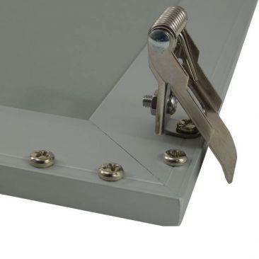 Kit pour montage panneau LED à encastrer