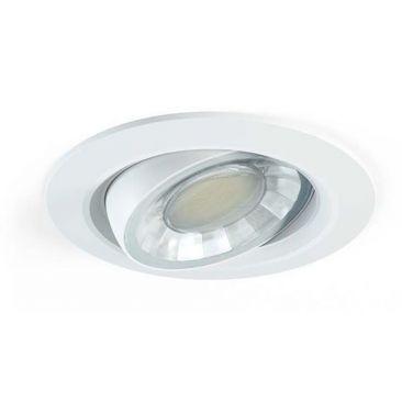 Spot encastrable rond COMPAC R 8W 220V 90º LED