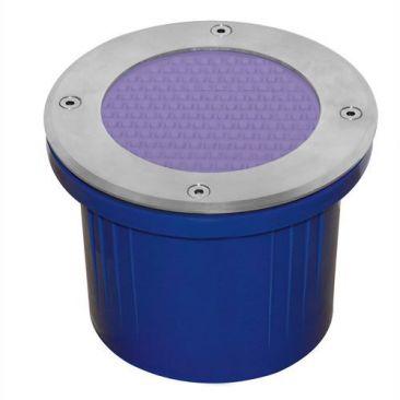 Spot LED 12V RVB avec télécommande pour abords de piscine
