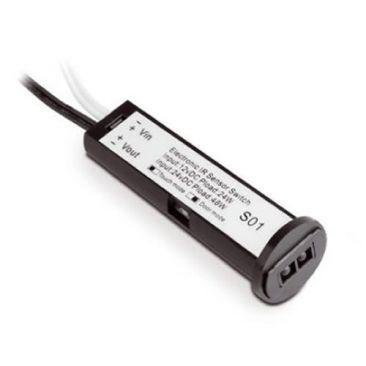 Interrupteur infra rouge à encastrer