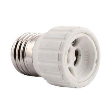 Adaptateur E27 pour ampoule GU10