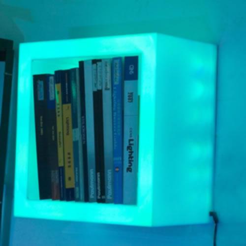 étagère LED