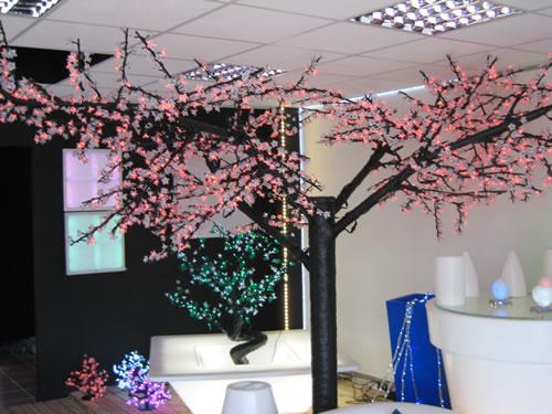 arbre lumineux rvb