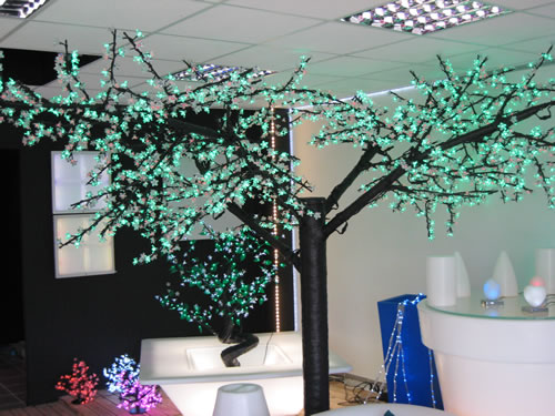 arbre lumineux led rvb