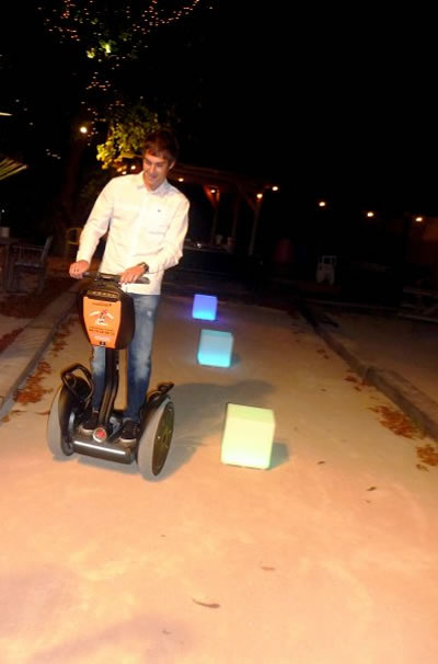 cubes led autonomes