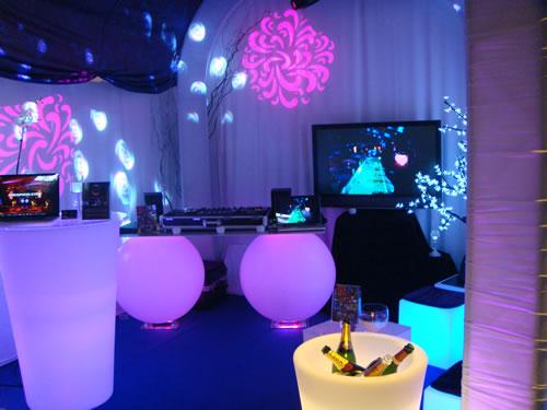atmosphere events au salon de la mariée