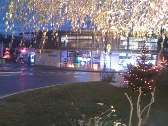 le 8 décembre à Brignais