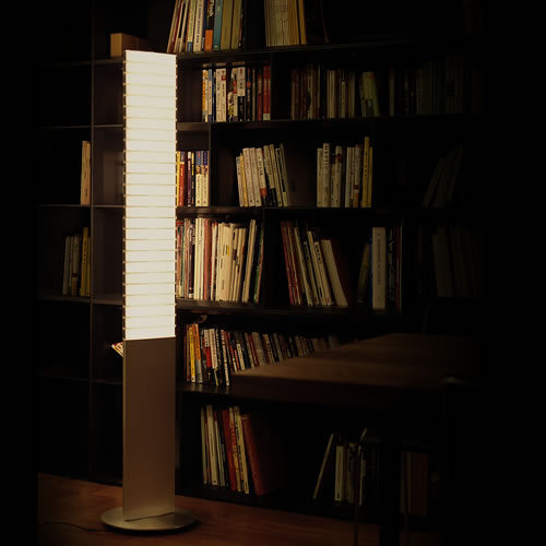 Lampadaire LED Piano