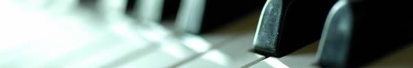 Lampe de table Piano