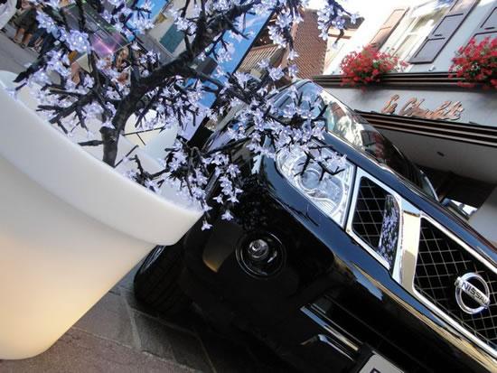Lux et Deco et Nissan Juke : jour !