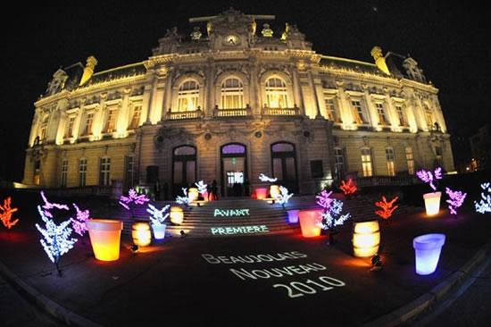 Dégustation du Beaujolais nouveau 2010