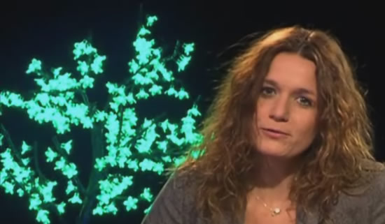 Karine Fontbonne sur OL TV