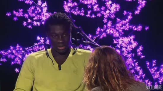 Bafé Gomis sur OL TV