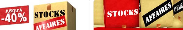 Colonnes lumineuses sur M6 Boutiques