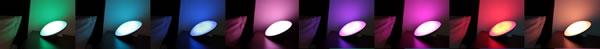 Lampe LED yantouch