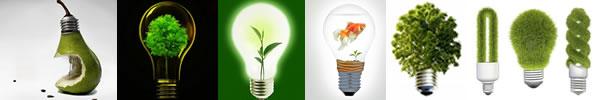 La solution écologique de l'éclairage, les ampoules led