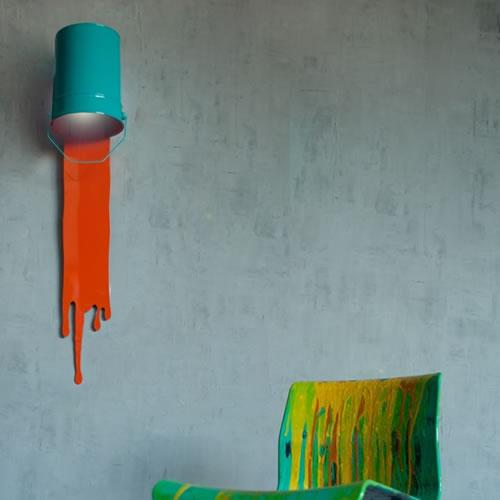 Applique OUPS création Nathalie BE. lampe led vendue sur LUX ET DESIGN