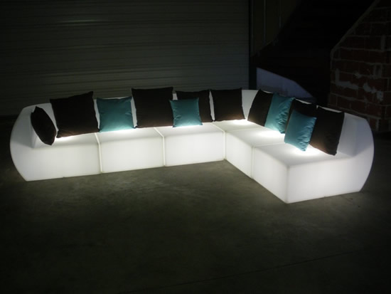 Lux et design made in france led blog - Canape gonflable exterieur ...