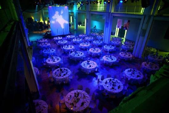LED LOCATION à la soirée de gala l'Enfant Bleu