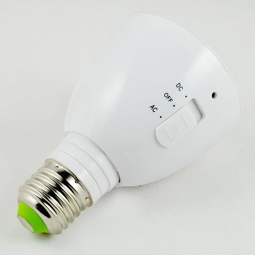 Ampoule led rechargeable E27