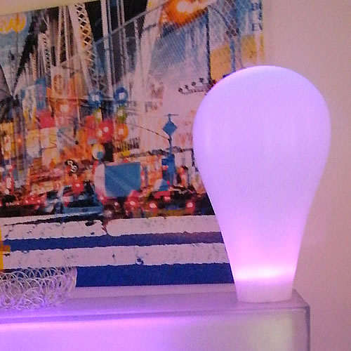 Lamp LED sans fil IN/OUT