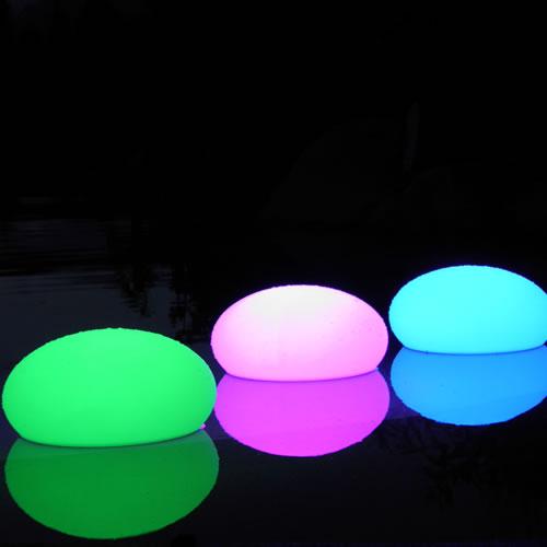 Lampe LED sans fil - Galet IN/OUT