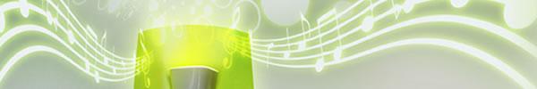 L'ampoule haut-parleur LED E27 musicale