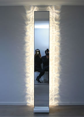 Murs lumineux sign s fred fred led blog - Grand miroir lumineux ...