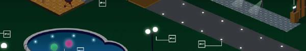 Luminaires extérieurs LED