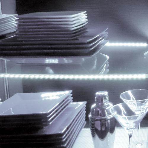 Ruban LED blanc froid