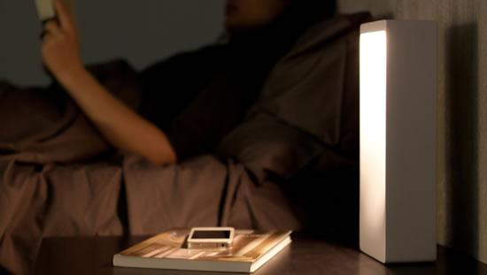 Objet connecté : la lampe LED musicale Cromatica