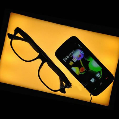 Idée cadeau n°2 : Vide poche lumineux