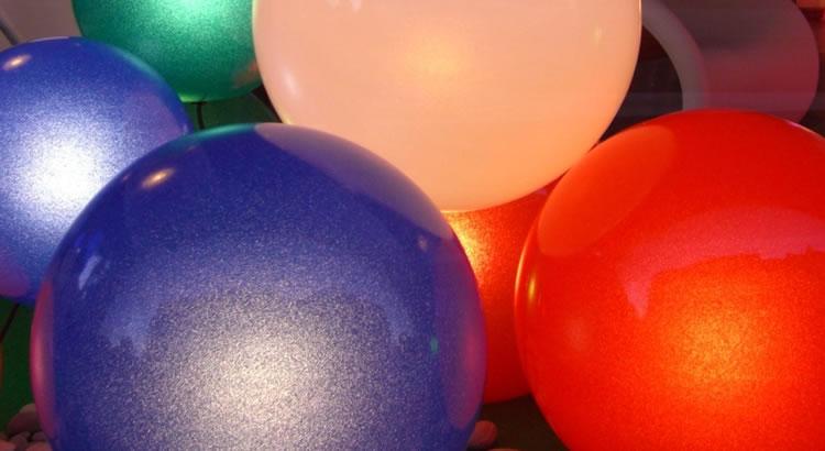 Boule, sphère et perles