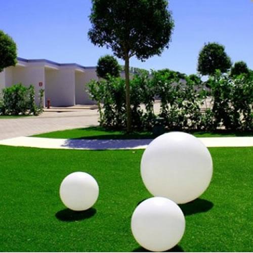 Perles boules et sph res lumineuses led blog for Sphere led exterieur