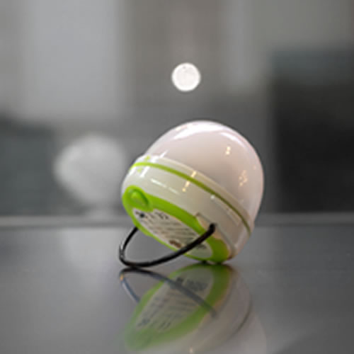 Le Bubly LED rechargeable