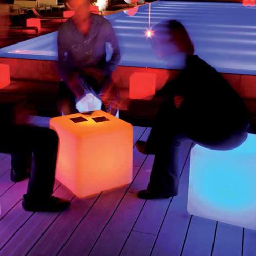 Collection été 2015 : les cubes lumineux