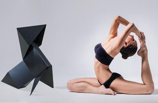 Dans la collection Origami je voudrais Léonie