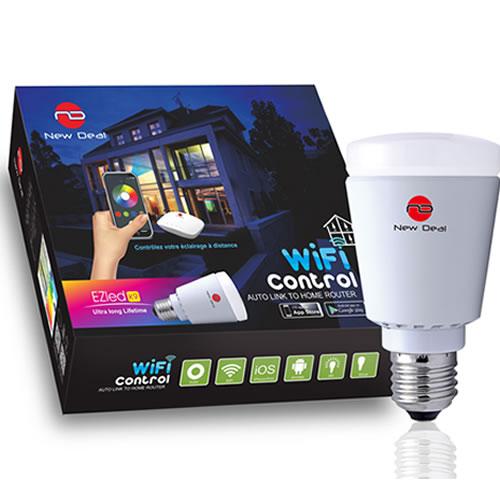 Une nouvelle gamme d'ampoules connectées